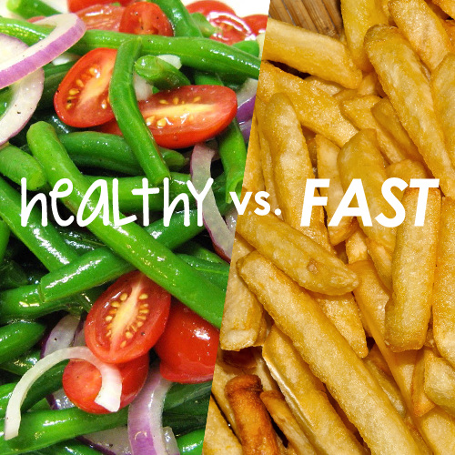 Fast Food Vs Healthy Food Essays  On Sat Essay Fast Food Vs Healthy Food Essays